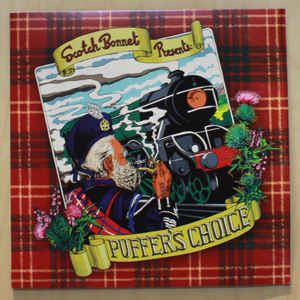Various - Scotch Bonnet Presents: ‎– Puffer's Choice (LP)