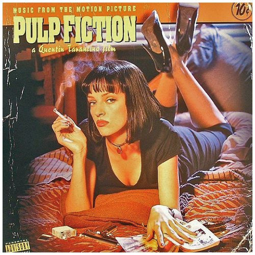Various Artists - Pulp Fiction OST 180g LP