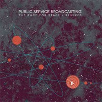 Public Service Broadcasting - The Race For Space Remixes (inc DL code)