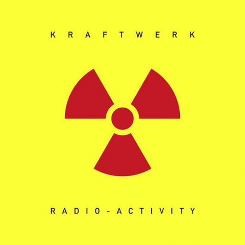 Kraftwerk - Radio-Activity (LP, translucent yellow vinyl)