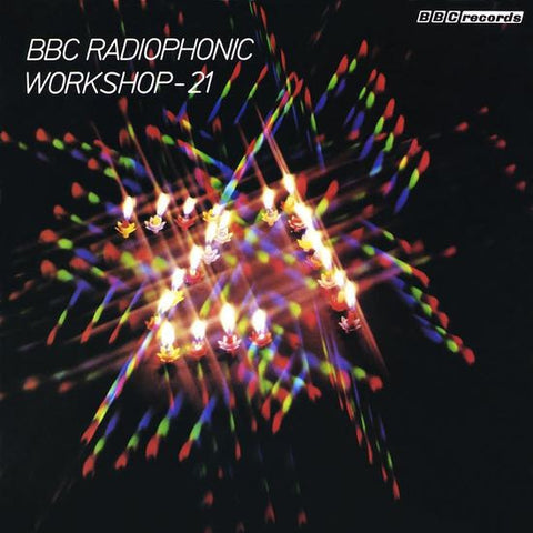 BBC Radiophonic Workshop - 21 (LP, 180gm, Lilac vinyl)