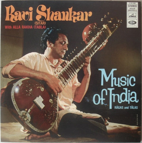 Ravi Shankar With Allah Rakha - Music Of India - Ragas And Talas (180g LP)