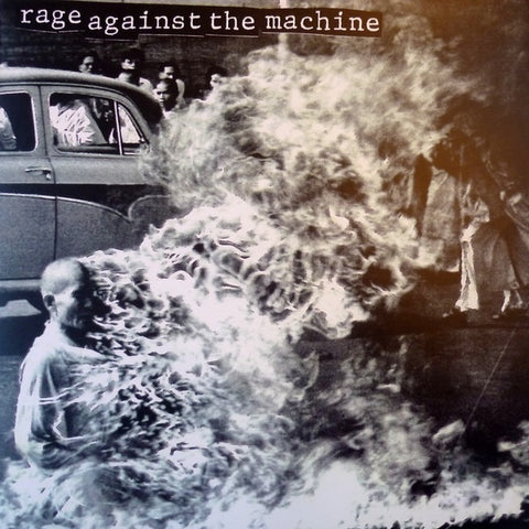 Rage Against The Machine - Rage Against The Machine (180g Legacy edition)