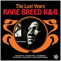 Various - Rare Breed R&B / The Lost Years (LP)