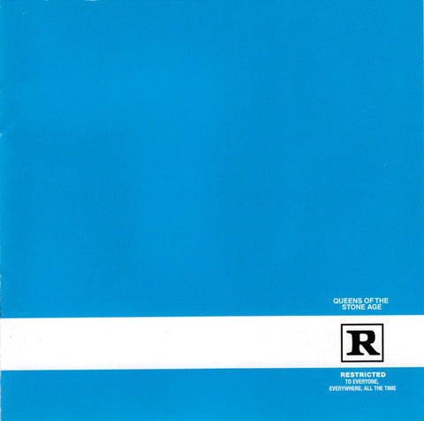 Queens Of The Stone Age - Rated R (LP, original album art)
