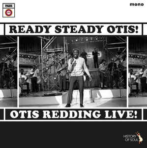 Otis Redding - Ready Steady Otis Live! (LP)