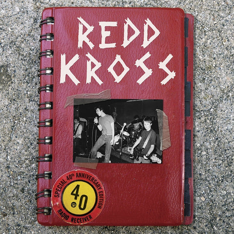 Redd Kross - s/t (LP, anniversary edition with bonus tracks)