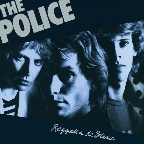 The Police - Reggatta De Blanc (LP)