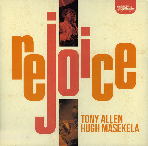 [LRSII] Tony Allen And Hugh Masekela - Rejoice (LP, pink vinyl)