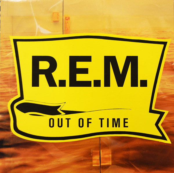 REM - Out Of Time (LP, 2016 Remastered)