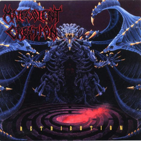 Malevolent Creation - Retribution LP