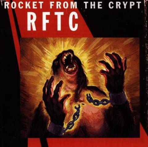 Rocket From The Crypt - RFTC (2xLP)