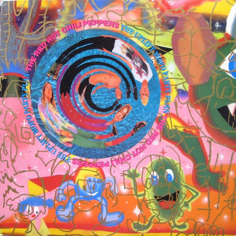 Red Hot Chili Peppers ‎– The Uplift Mofo Party Plan (LP)