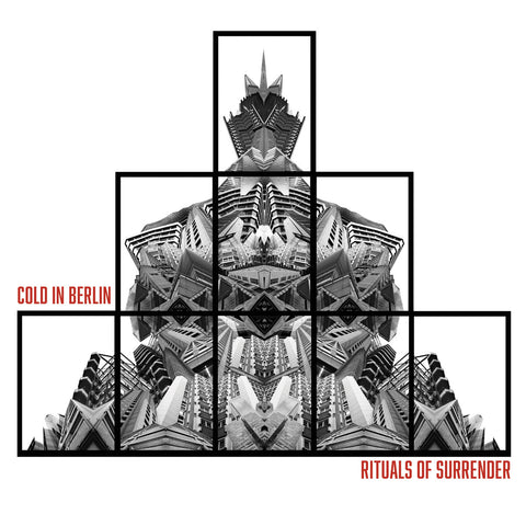 Cold In Berlin - Rituals Of Surrender (LP+CD, red and black vinyl)