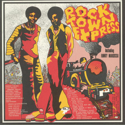 Rock Town Express - s/t (LP)