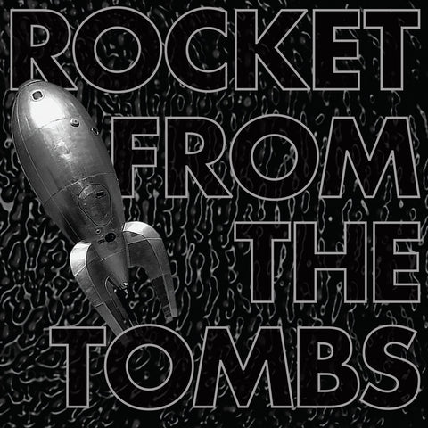 Rocket From The Tombs - Black Record (CD)