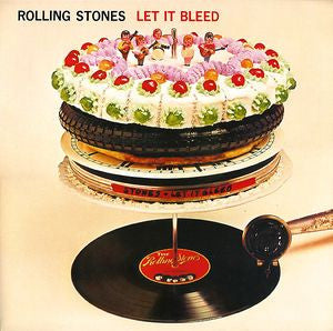 Rolling Stones, The - Let It Bleed (LP)