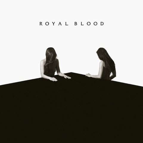 Royal Blood - How Did We Get So Dark? LP (inc DL code)