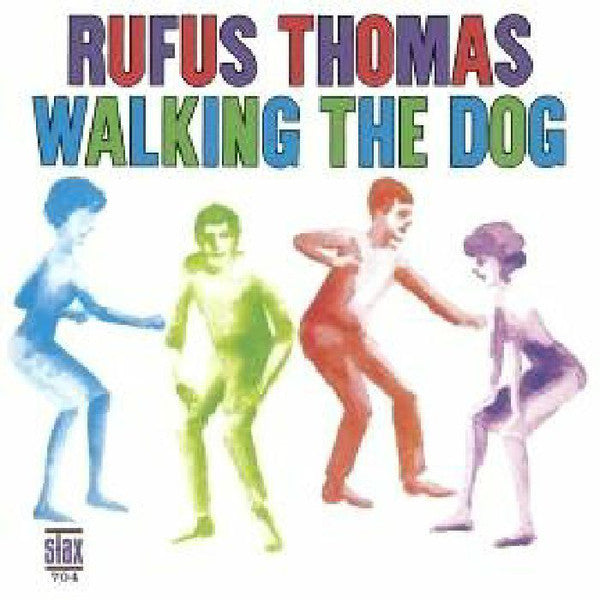 Rufus Thomas - Walking The Dog (LP)