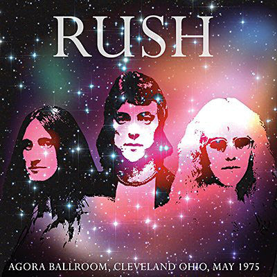 Rush - Agora Ballroom, Cleveland Ohio, May 1975 (Picture Disc LP)