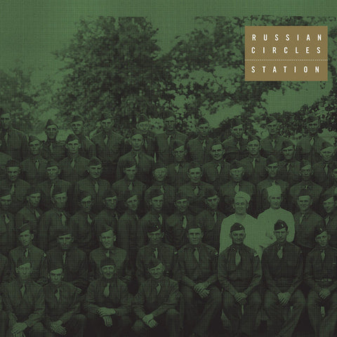 Russian Circles - Station (LP)