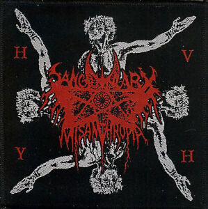Sanguinary Misanthropia - YHVH (Patch)