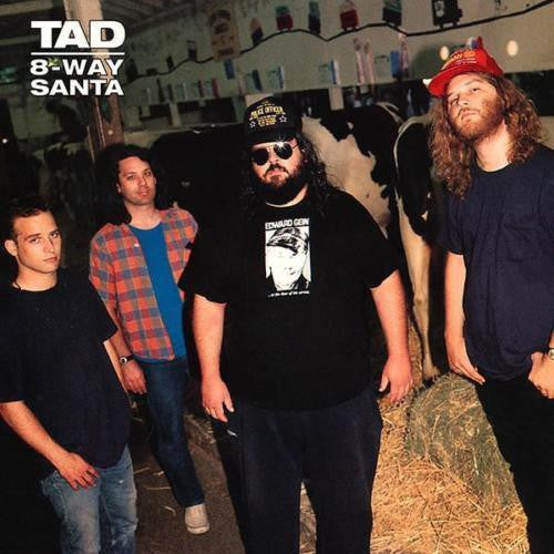 Tad - 8-Way Santa LP (indies-only Loser Edition, blue/red splatter vinyl)
