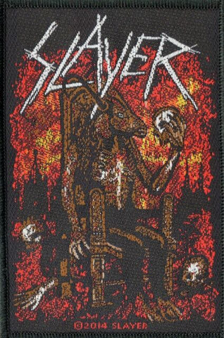 Slayer - Devil on Throne (Patch)