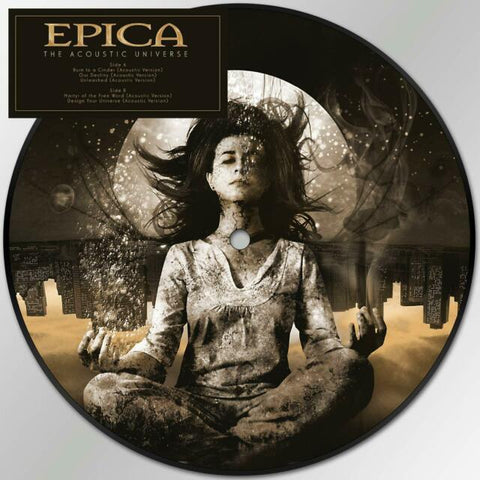 Epica - The Acoustic Universe: Gold Edition (LP, Ltd. Picture Disc)