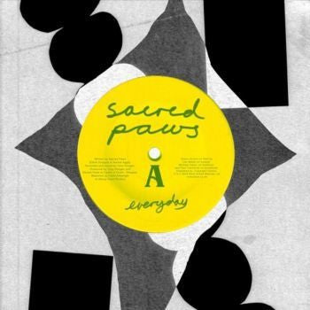 "Sacred Paws - Every Day (7"")"