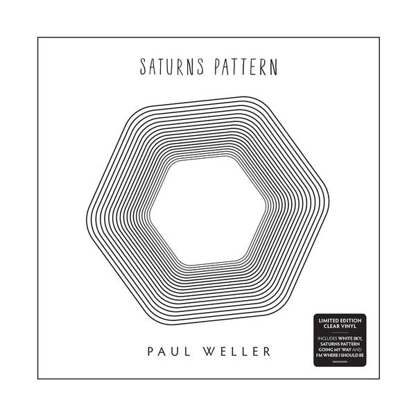Paul Weller - Saturns Pattern (LP, Clear vinyl)