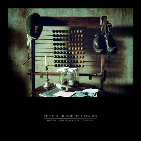 Scott Walker - The Childhood Of A Leader OST (LP, Clear Vinyl)