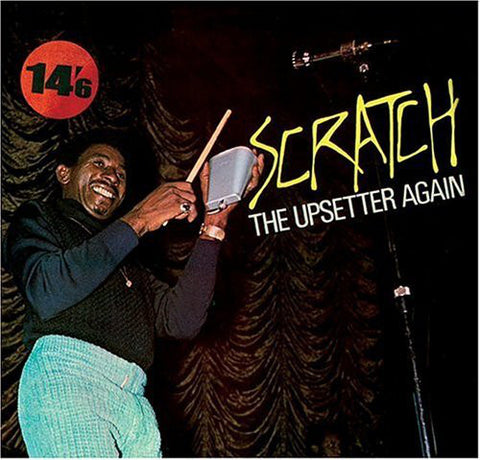 The Upsetters - Scratch The Upsetter Again (LP, orange vinyl)