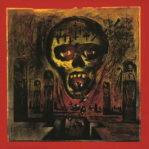 Slayer - Seasons In The Abyss (CD)