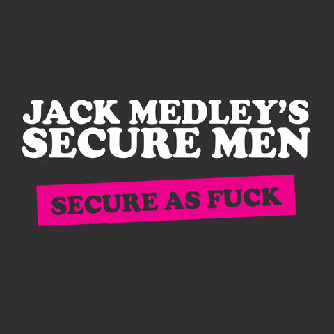 Jack Medley's Secure Men - Secure As Fuck (LP)
