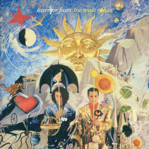 Tears For Fears - The Seeds Of Love (LP)