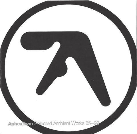 Aphex Twin - Selected Ambient Works 85-92 (CD)