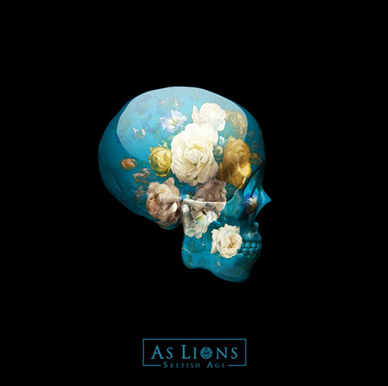 As Lions - Selfish Age (LP)