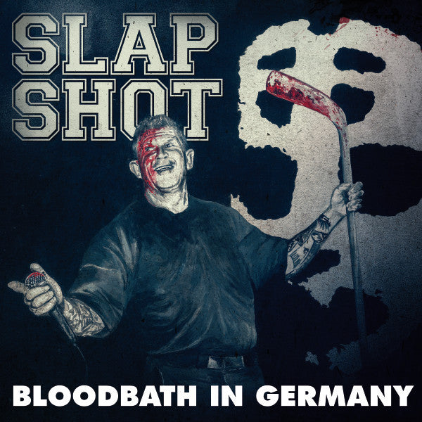Slapshot - Bloodbath In Germany (Blue Vinyl)