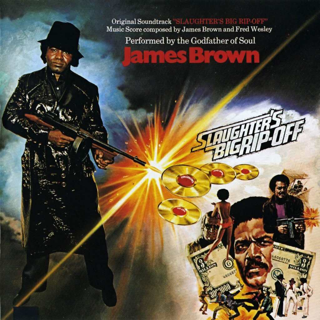 James Brown - Slaughter's Big Rip-Off (LP)