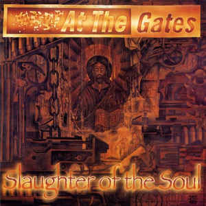 At The Gates - Slaughter Of The Soul (LP, red vinyl)