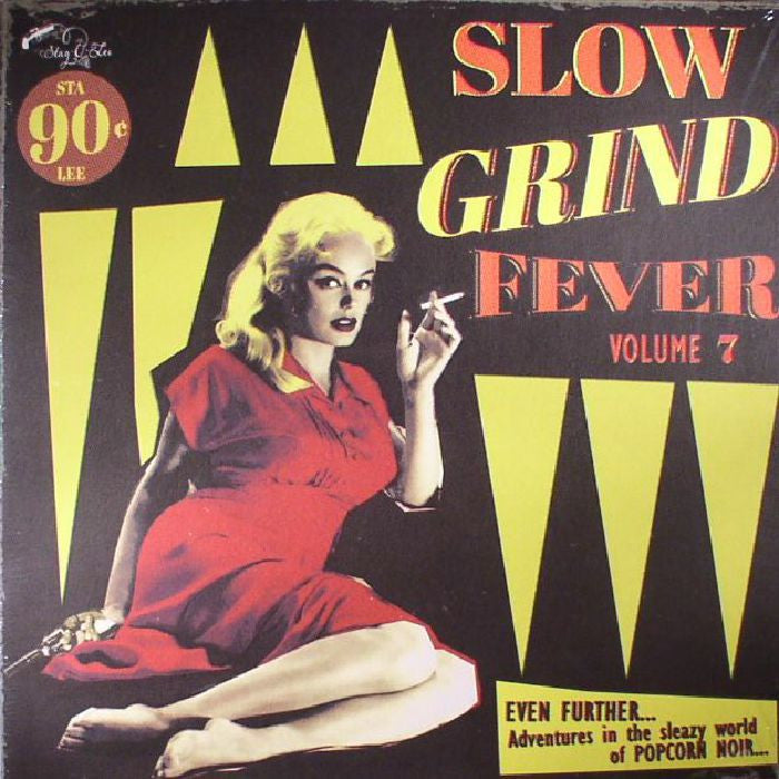 Various - Slow Grind Fever Volume 7 LP