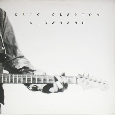 Eric Clapton - Slowhand (LP, 35th Anniversary Remaster)