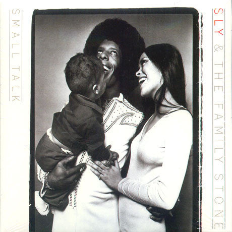 Sly and the Family Stone - Small Talk (180gm LP)