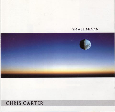 Chris Carter - Small Moon (2xLP, Coloured vinyl)