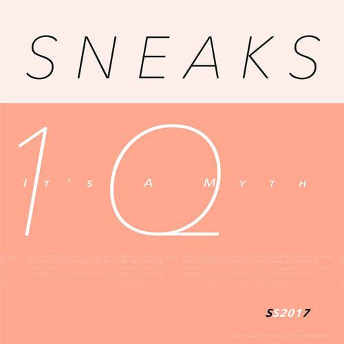 Sneaks - It's A Myth (LP)