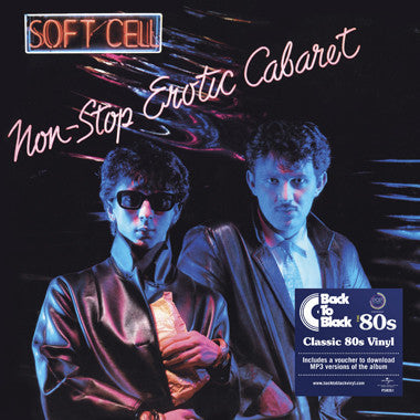 Soft Cell - Non-Stop Erotic Cabaret (LP)