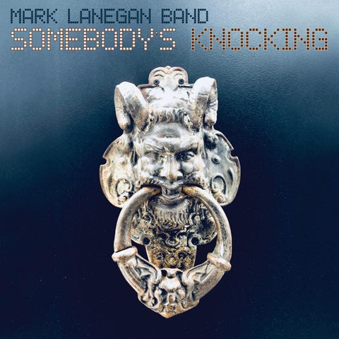 Mark Lanegan Band - Somebody's Knocking (2xLP, blue vinyl)