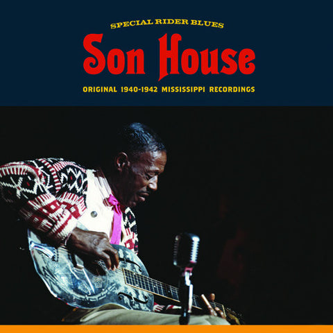 Son House - Special Rider Blues: 1940-42 Mississippi Recording (LP)