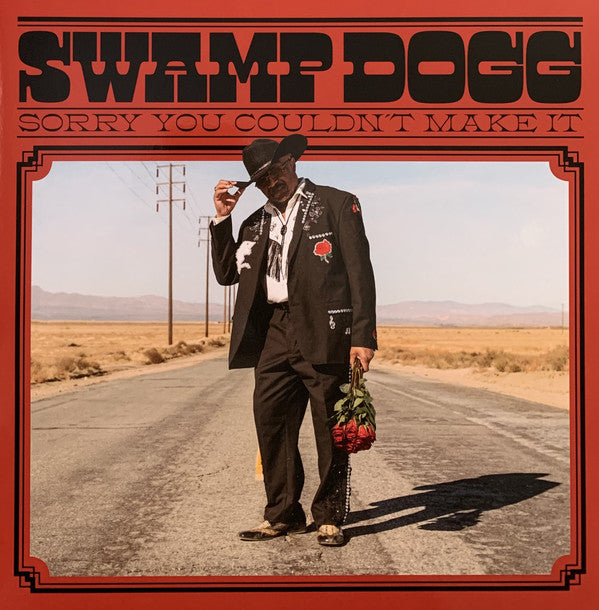 "Swamp Dogg - Sorry You Couldn't Make It (LP+7"", swamp green vinyl)"